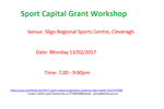 Sports Capital Grant Workshop Sligo