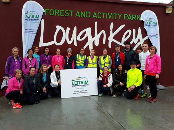 Couch to 5K Running Group Complete Park Run