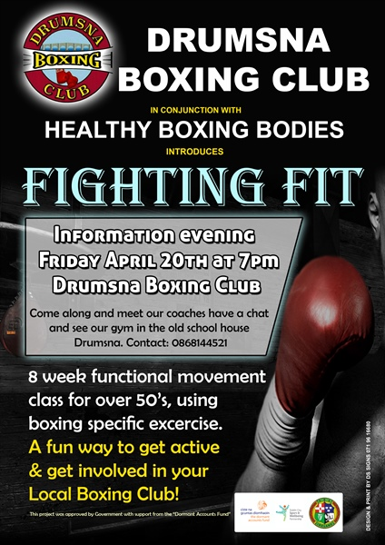 Drumsna Boxing Club introduces Fighting Fit