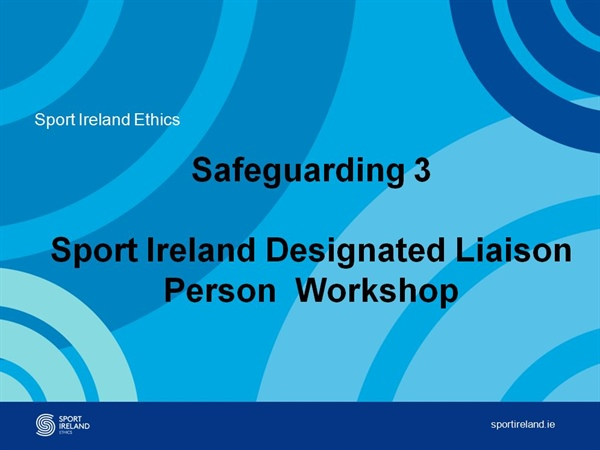 Safeguarding 3 29th Nov 2018