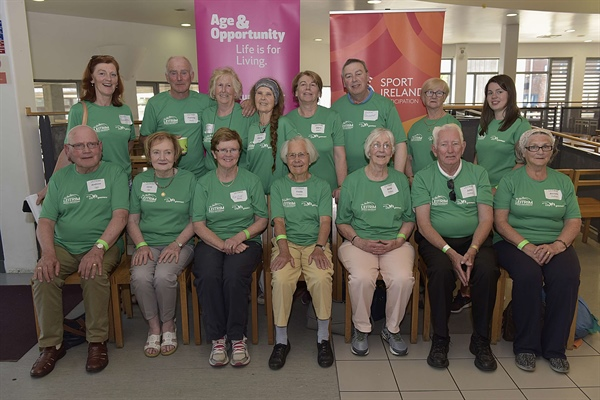27 Older Adult Groups receive Go For Life funding