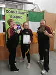 DRUMSNA BOXING CLUB CLAIMS CONNAUGHT  TITLE