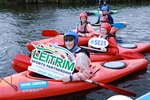 TY's Triumph in the Waterways Ireland Paddles-Up Programme on the Shannon-Erne Waterway