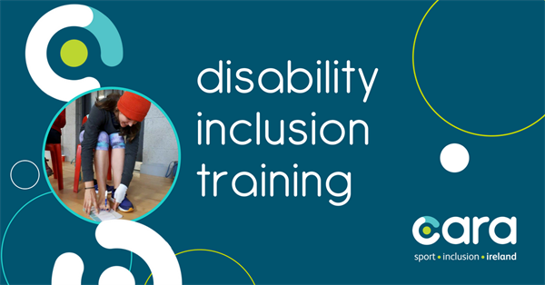 Disability Inclusion Training 19th October