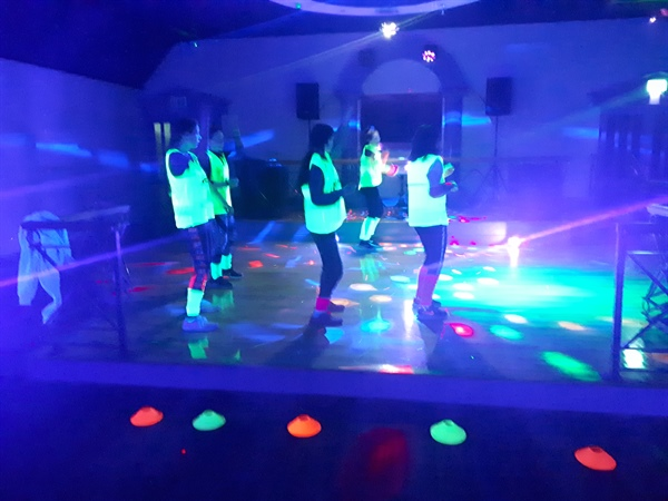 Glow Dance programme starting in Drumshanbo 12th February