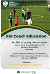 FAI PDP1 Coaching Course Sunday March 1st