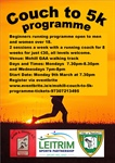 Couch to 5k Programme Mohill Monday 9th March