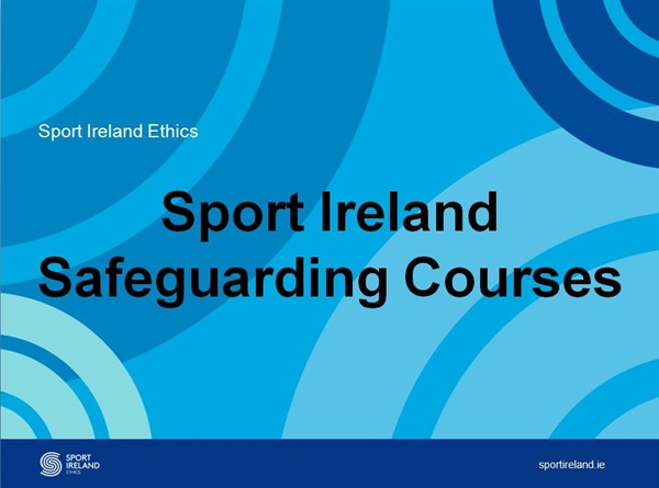 Safeguarding 1 Thursday July 16th Fully Booked