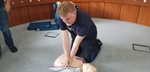 Sports First Aid Course August 22nd