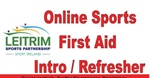 Sports First Aid Online Intro /Refresher 25th March 7pm-9pm