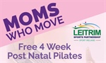 Moms Who Move Post Natal Pilates Programme Starting April 22nd - Fully Booked