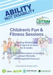 Ability not Disability Fun & Fitness